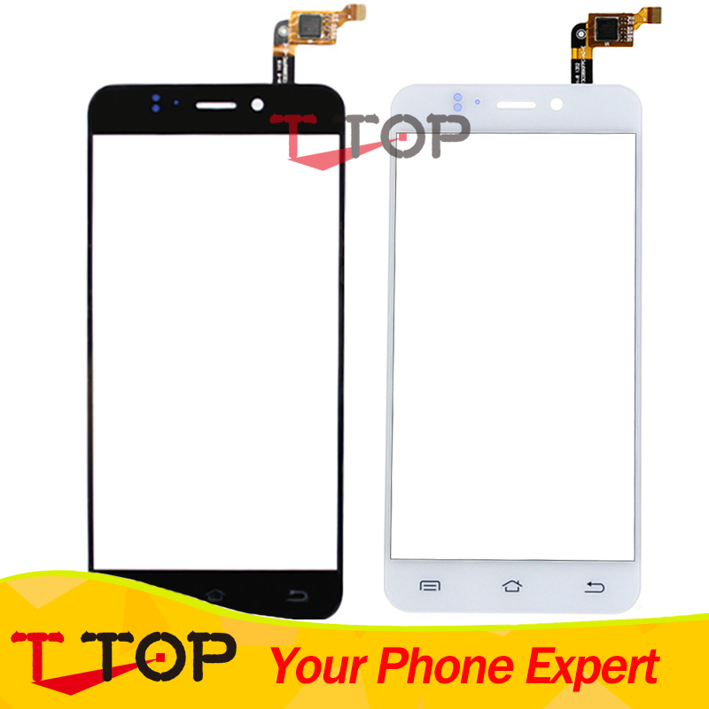 High Quality For Jiayu S2 JY S2 Touch Screen Panel Digitizer Ffront Glass Len 1PC Lot