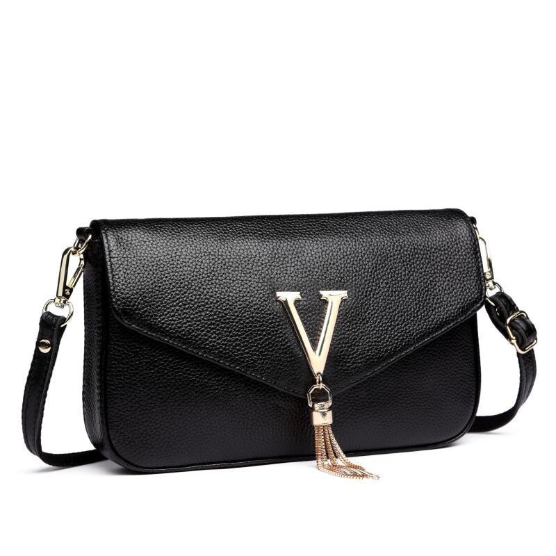 2018 European Genuine Leather handbags Women famous brand Designer Women Bag Luxury brand Ladies Leather Bag Women Messenger Bag цена