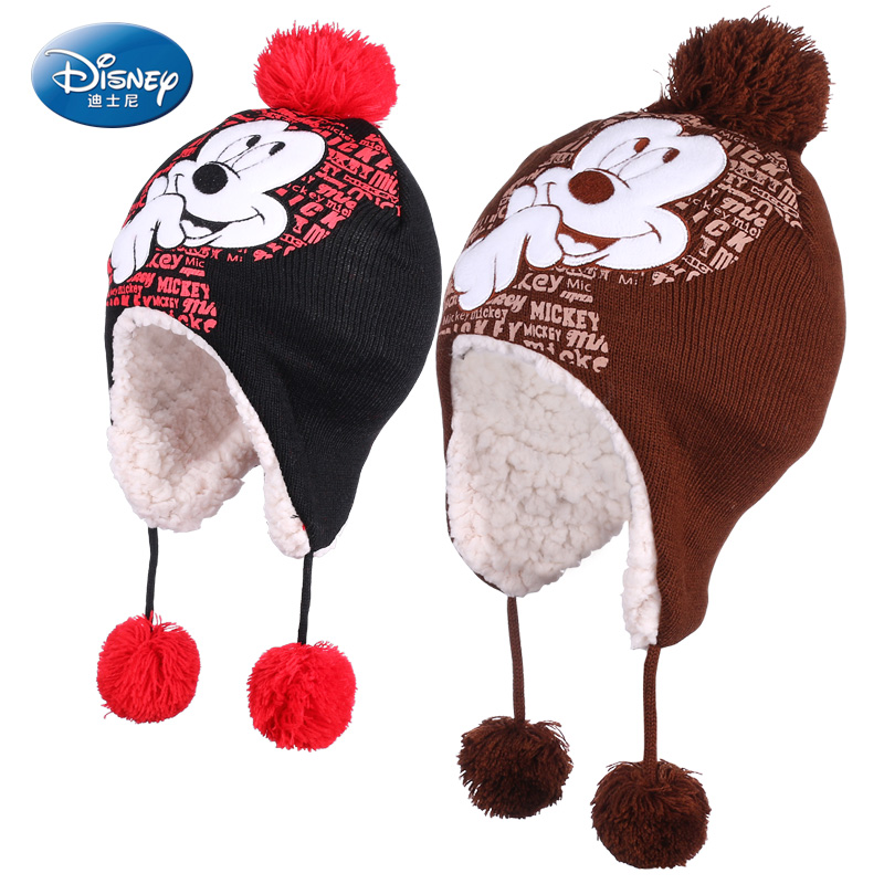 цена на Disney children hat mickey mouse cap fashion cartoon kids hat outdoor wear cotton Adjustable breathable Visor Shade Baseball cap
