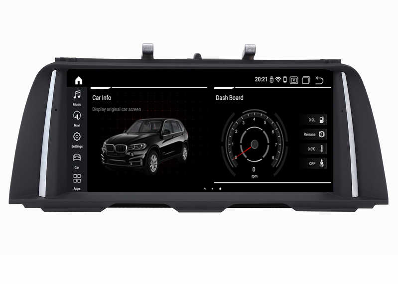 Verbazingwekkend Android 9.0 ID7 Car Dvd Navi Player FOR BMW 5 Series F10/F11 SI-97