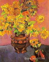 French impressionists art Sunflowers and Mangoes by Paul Gauguin painting High quality Hand painted