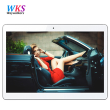 Waywalkers 4G LTE Smart android tablet pcs android5.1 tablet pc 9.6 inch Android Octa Core tablet computer android Rom 64GB 10″