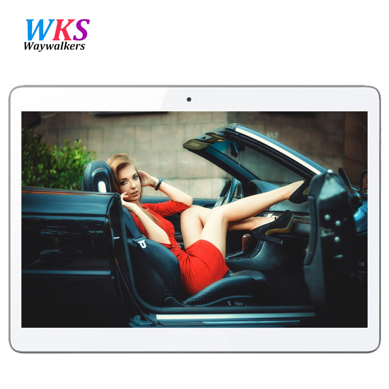 Waywalkers 4G LTE Smart android tablet pcs android5 1 tablet pc 9 6 inch Android Octa
