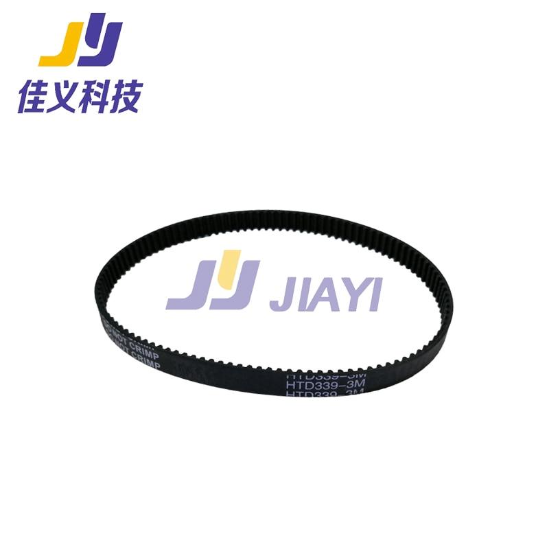 Good Quality!!! 339 S3M 9 Short Timing/Carriage Belt For Motor Of Inkjet Printer Hot Sales