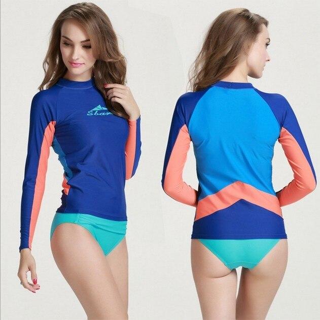 683bbd4974e rash guard for women swimming suit