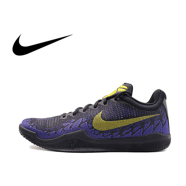 purchase cheap 6256a a19b1 Nike Mamba Rage EP Kobe Men s Basketball Shoes Breathable Stability Sneakers  Outdoor Sports Designer Low Top High Quality 908974-in Basketball Shoes  from ...