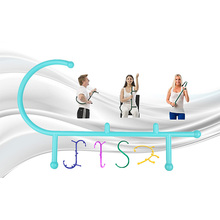 2019 терапия тростника назад крюк массажер средства ухода за кожей Шеи Self мышцы давление Stick инструмент Мануэль триггер точка массажный