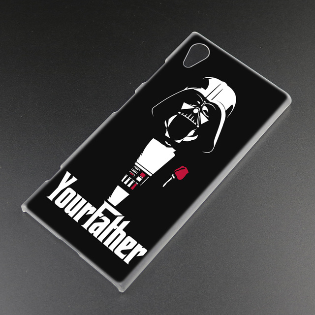 Star Wars Darth Vader Themed Phone Case for Sony Xperia