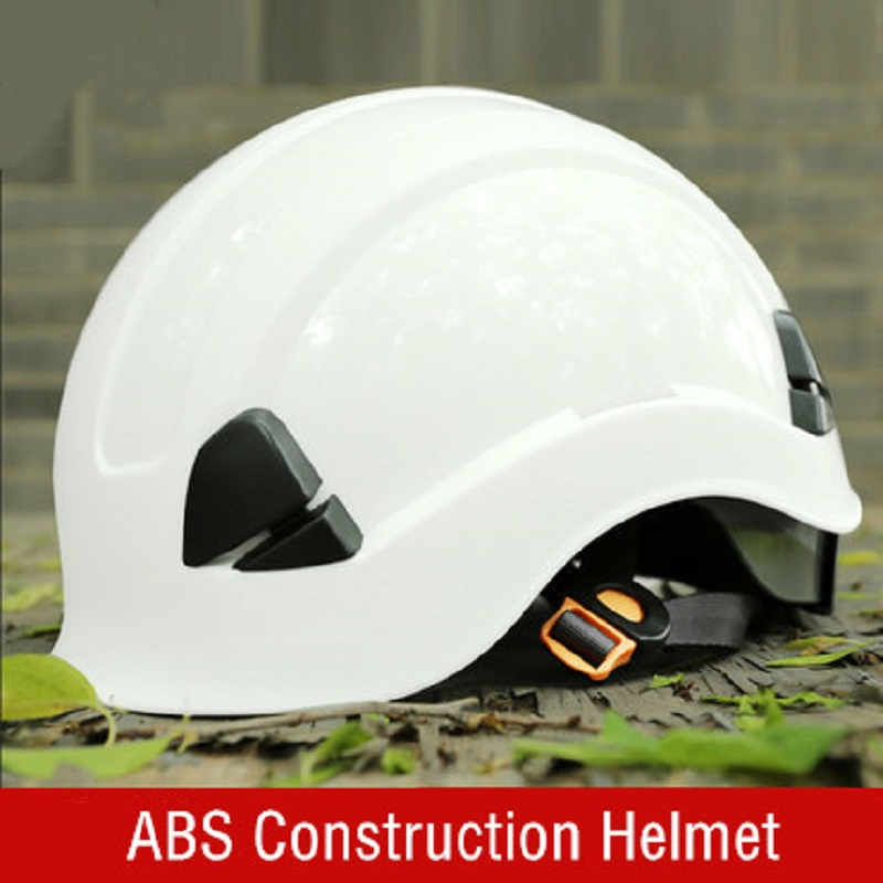 ABS High Tension Insulation 20000V Safety Helmet Construction Anti-impact Hard Hat Wide Coverage Protective Work Cap Engineering