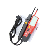 1pcs UNI T UT18D Voltage And Continuity Testers Auto Range Volt Detectors Pen LED LCD Display