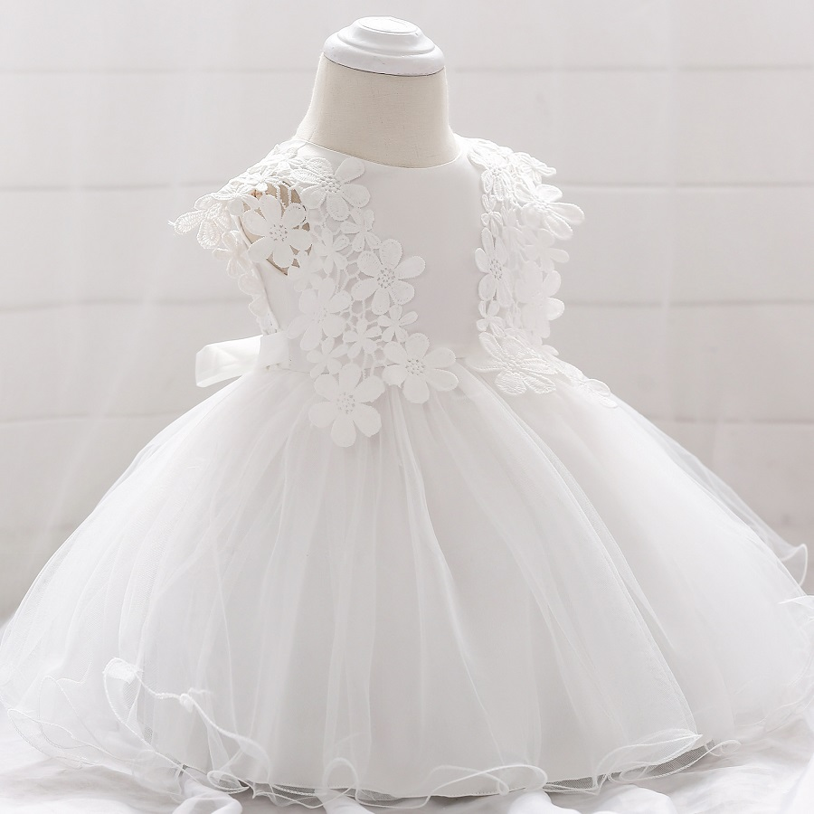 a56f19dfb423e Toddler Girl Baptism Dress Christmas Costumes Baby Girls Princess Dresses 1  Year Birthday Gift Kids Party Wear Dresses For Girls