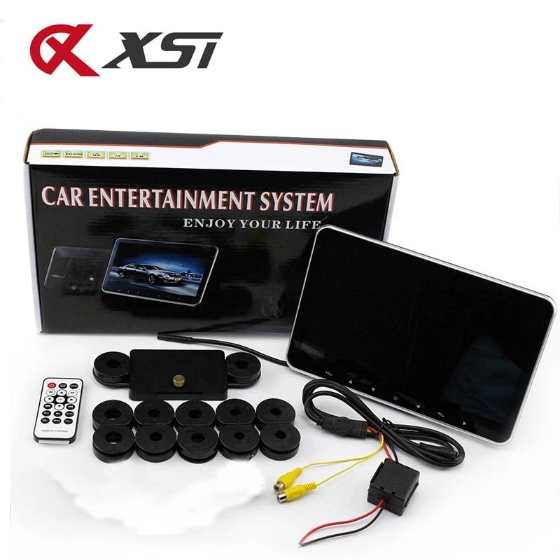XST 10,2 inčni ultra tanki monitor za glavu automobila MP5 uređaj - Automobilska Elektronika - Foto 6