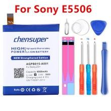 4200 мА/ч, LIS1579ERPC Батарея для Sony Xperia C5 Ultra/двойной E5506 E5553 E5533 E5563 Z3 плюс Z3+/Dual Core E6553 Z4 E6533