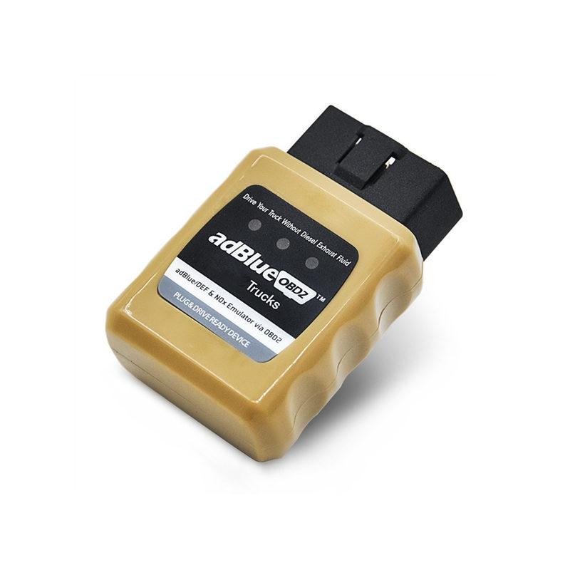 AdblueOBD2 эмулятор легко установить Plug & Drive готовое устройство Adblue OBD2 для VolvO/DAF/Benz/Renault/Scania/Man/Iveco