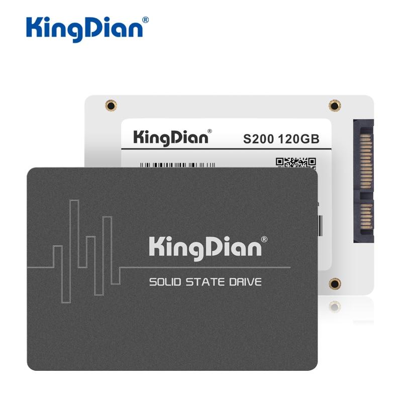 KingDian SSD Hdd 2.5 SATA SSD 1tb 240 Gb 480gb 120gb Internal Solid State Hard Drive 60gb Disk For Laptop Desktop