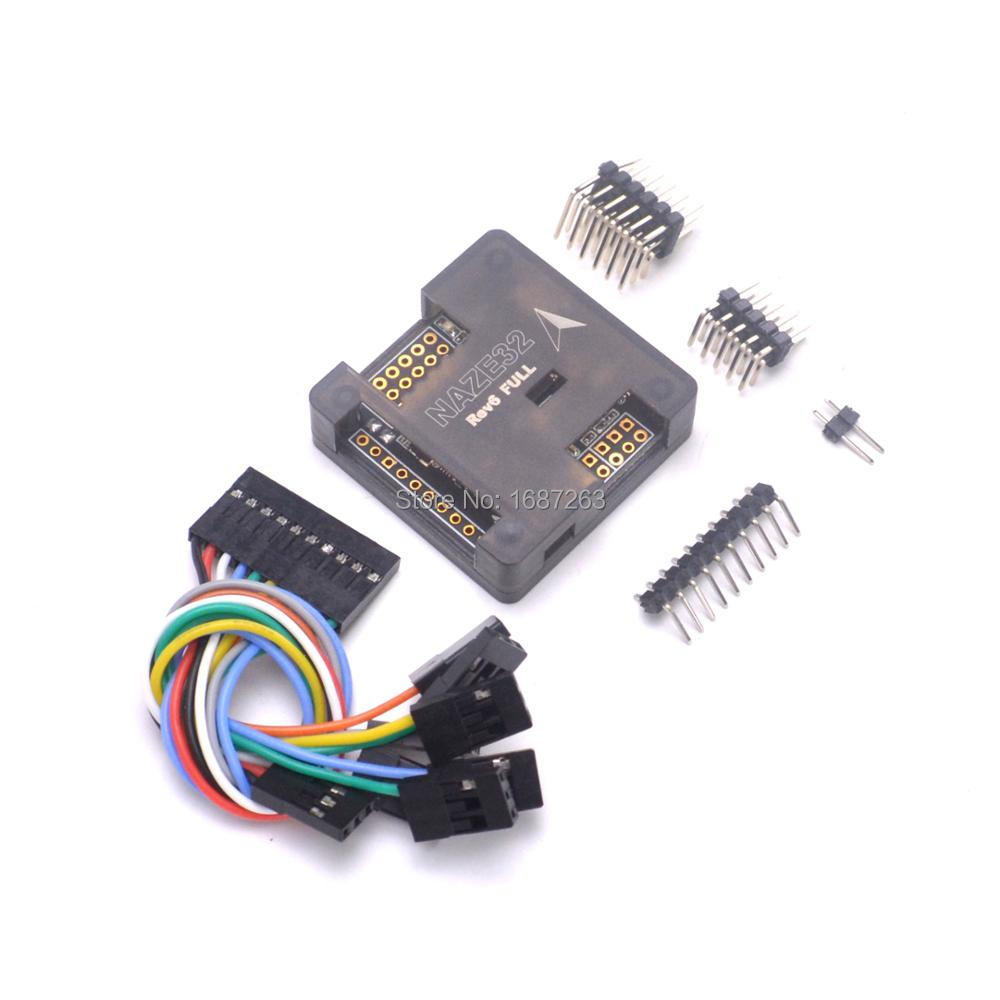 Revdof 6dof Acro Full Version Flight Control Board For Rc Qav R Mini Muticopter In Parts Accessories From Toys Hobbies On