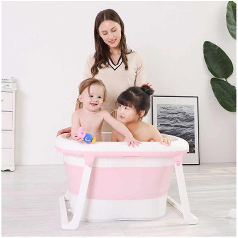 Spiksplinternieuw Multifunctionele Opvouwbare Bathtube Voor Kinderen Draagbare AH-78
