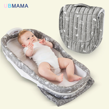 Get more info on the Have music night light portable foldable baby bed mummy packs boy gril travel bed baby newborns crib 90*40*14cm hot sale