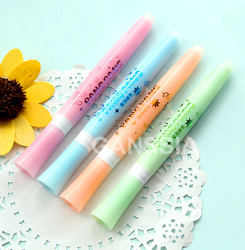 1PC Kawaii erasable gel pens Fat style 0.5mm writing pen Office canetas stylo School stationery kids supplies (ss-1254)