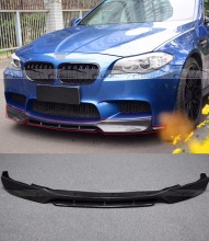 Carbon Fiber  F10 M5 Front Bumper Lip Fit for BMW F10 5 Series M5 Front Bumper f10 5 series