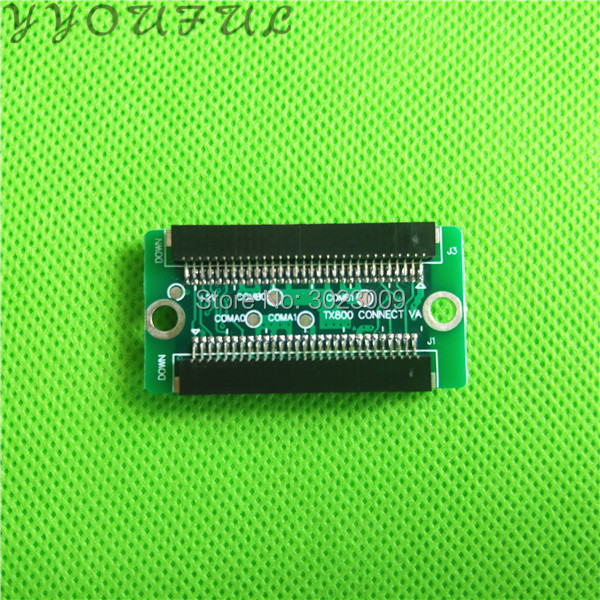 Chinese printer transfer card for Epson DX5 adapter into TX800 XP600 print head chip mini transfer