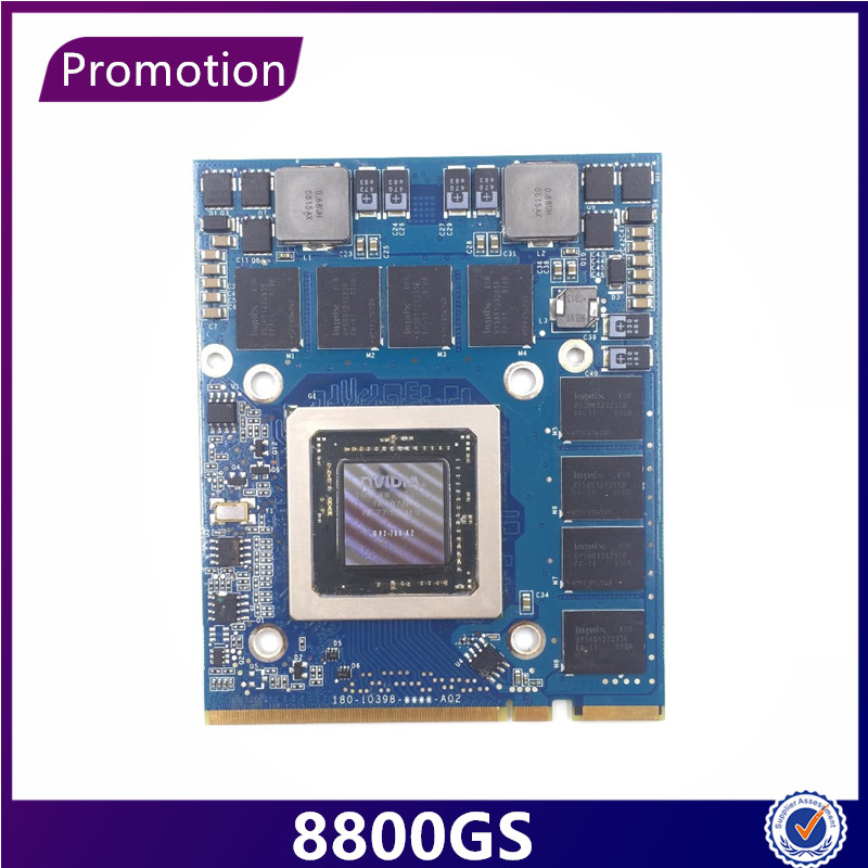 "SALE NVIDIA GeForce 8800GS 8800 Graphics Video Card 512MB for Apple iMac 24"" A1225 661-4664"