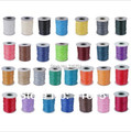 Free Shipping 1roll =160m Shamballa Waxed Cotton Cord 1.5mm /jewelry Cord 10/color(choose Color) (W03091-W03099))