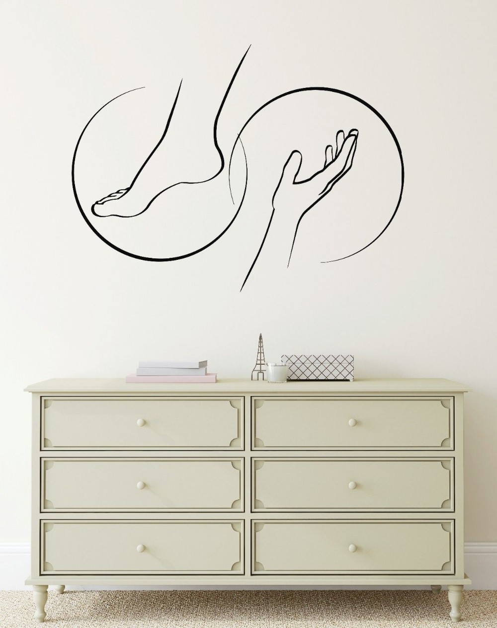 Online Buy Wholesale Relaxing Wall Decal From China Relaxing Wall - Wall decals relax