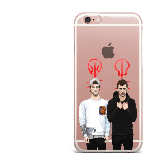 Twenty One Pilots Soft TPU Transparent Silicone Phone Case Cover For iPhone 7 7 Plus 5 5S SE 6 6S Plus X 8 8Plus Coque Fundas