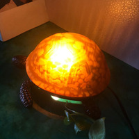 Night Lamp Cute Creative Turtle Designed LED Table Light for Study Bedroom Living Room decoration Power saving mode Night Lamp