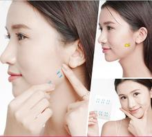 40 Pcs/Set Invisible Thin Face Stickers Face Facial Line Wrinkle Sagging Skin V Shape Face Lift Up Fast Chin Adhesive Tape
