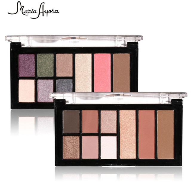 1pcslot Maria Ayora 9 Color Eye Shadow Combo Palette Eyeshadow 3