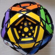 MF8 мульти Додекаэдр мяч куб головоломка черный Cubo Magico развивающая игрушка идея подарка