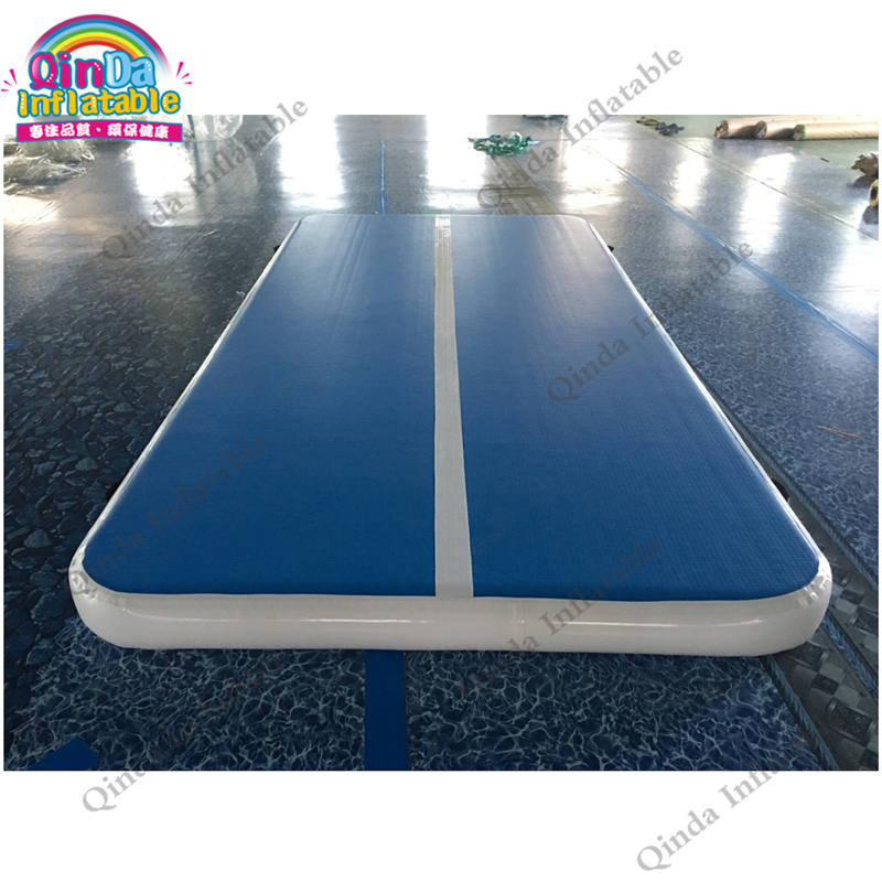 5x2x0.2m AirTrack Inflatable Air Tumbling Track Mat Gymnastics Exercise Pad Inflatable Gym Training Mats Balance for Sale