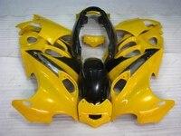 Motorcycle Fairing GSX600F 1999 Abs Fairing for Suzuki GSX600F 2002 1998 - 2006 Katana Yellow Black Bodywork GSX750 1999