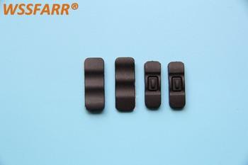 Nowy 4 sztuk zestaw gumowy spód stopy stóp etui na lenovo Thinkpad X200S X200 X201 X201S X201I podkładka pod laptopa tanie i dobre opinie WSSFARR