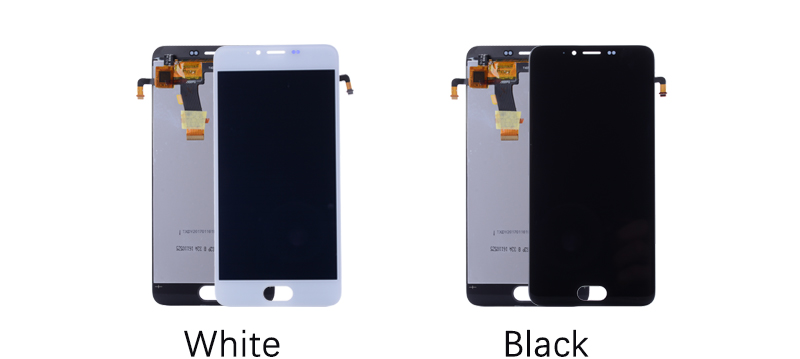5.2 Original  LCD For MEIZU M5 Display Touch Screen Digitizer with Frame M611H Display Module For MEIZU M5 LCD Replacement (6)
