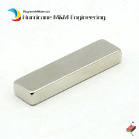 24 200pcs NdFeB Block Magnet 30x8x4 mm N42 Strong Bar Plate Neodymium Rare Earth Permanent Magnet Oil Filter Use Home use