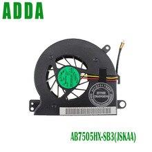 Процессор охлаждающий вентилятор охлаждения для Toshiba Qosmio F50 F55 F55-Q502 AB7505HX-SB3 BSB0705HC-9C2T ноутбук