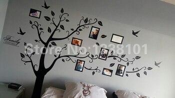 3D DIY Photo Tree PVC Wall Stickers Art Home Decor 1