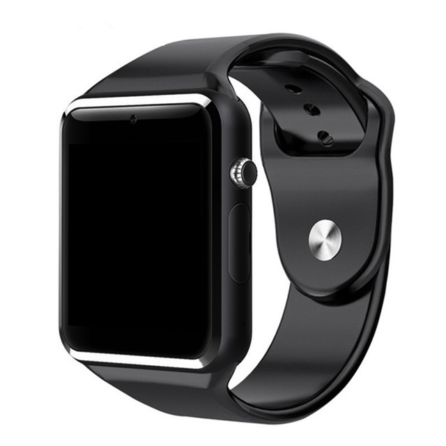 Esporte relógio de pulso bluetooth relógio inteligente pedômetro sim câmera smartwatch rastreador de fitness à prova dwaterproof água relógio de pulso