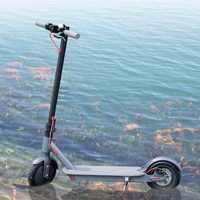 """SUPERTEFF nueva aplicación kugooPro scooter Eléctrico EW6 motor de 300W plegable 8,5 """"Función de bloqueo de neumático sólido e-scooter scooter Eléctrico"""