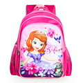 2016 girls schoolbag 3D cartoon beatiful lovely fashion backpack child kids bag quality student bags B013S