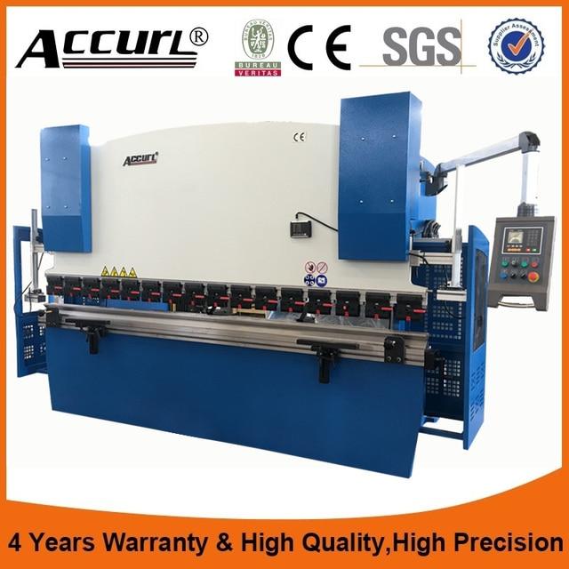 Metal Bending Machine >> 12mm Hydraulic Plate Bending Machine 12ft Sheet Metal Bender Cnc