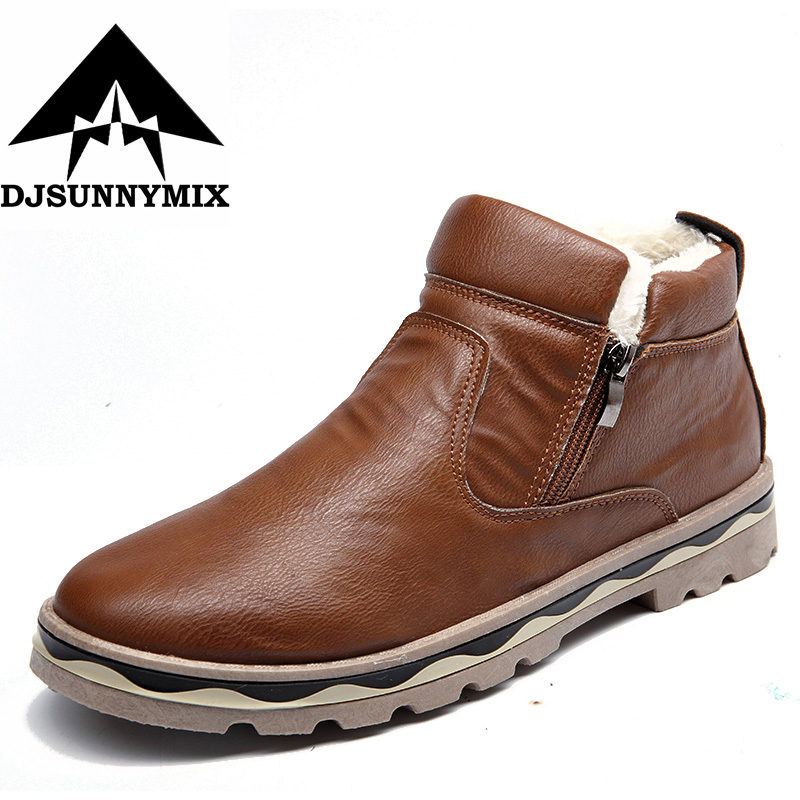 DJSUNNYMIX Men Shoes 2018 Top Fashion New Winter Casual ...