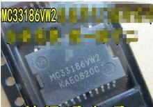 100% NOVA Frete grátis MC33186VW2
