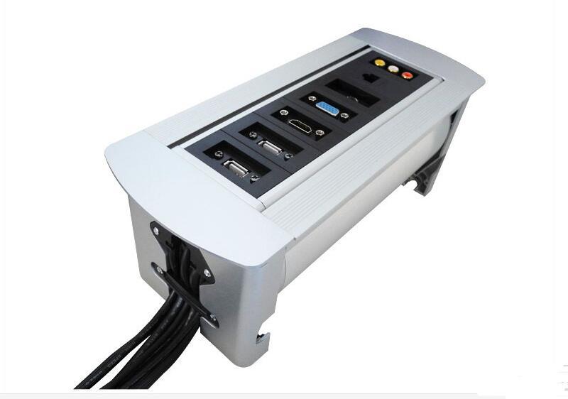 2*USB,1*HDMI,1*VGA,1*3.5Audio,1*RJ45,1*AV Group without power free shipping цены