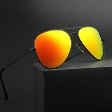 Bruno Dunn 3025 Lente De Cristal Mujeres gafas de Sol de Los Hombres Gafas de Aviación Gafas de sol Mujer Gafas de Sol Aviador gafas de sol Luneta Femme Mujer Ray