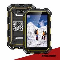 7 2GB RAM 16GB ROM Industrial Rugged Tablet PC MTK6735 4G LTE IP68 Waterproof Smartphone Shockproof