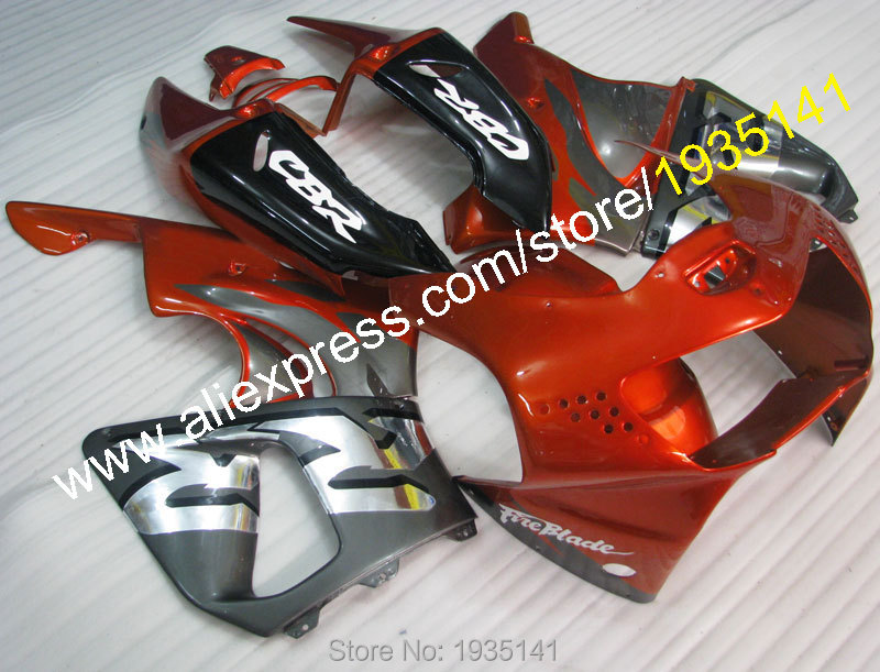 Hot Sales,For Honda CBR900RR 919 1998 1999 Fireblade CBR900 RR CBR 900RR 98 99 CBR919 CBR900919 Body Work Motorcycle Fairing Kit